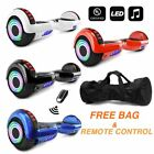 65 2 Wheels Electric Motorized Scooter Hoverboard Hoover Board LED bluetooth
