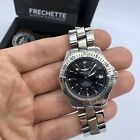 BREITLING Colt Chronometre Automatic Black Dial 38mm Watch A17350 (SOLD AS IS)