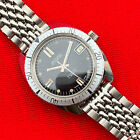 Waltham B-339 Diver with Date Vintage Dive Watch Fully Serviced Free Shipping