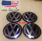 Center Cap Wheel Decals Stickers For Volkswagen Vw 90mm Vw 75mm Vw 65mm Usa
