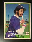 Top 10 Harold Baines Baseball Cards 12