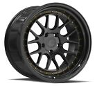 Aodhan DS06 18x85 +35 5x1143 Gloss Black LEXUS IS2500 IS300 GS300 SC300