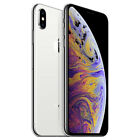Apple iPhone XS Max 256GB Factory Unlocked Silver Smartphone A1921 256 GB iOS