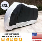 Waterproof 3XL Motorcycle Cover For Kawasaki Vulcan Concours Voyager XII Touring