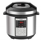 COSORI Electric Pressure Cooker 6 Qt 8-in-1 Instant Stainless Steel Pot, 16 Slow
