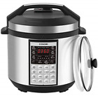 COSORI Upgraded 9-in-1 6 Qt Electrical Pressure Cooker with Instant Stainless 19