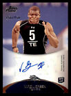 10 Hottest 2011 Topps Prime Football Rookie Autograph Variations 19