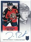 2013-14 Panini Contenders Hockey Rookie Ticket Autograph Variations Guide 102