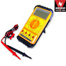 Neiko Handheld Pocket AC/DC Digital Multimeter Tester with Stand, Extra Large