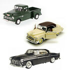 Best of 1950s Diecast Cars Set 57 Set of Three 1 24 Scale Diecast Model Cars