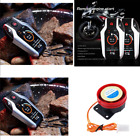 Motorcycle Alarm Anti-Theft Security System Vibration Alarm Remote Engine Start