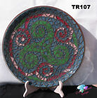 Twisted Swirls Glass Tray Handmade Mosaic Great for your home TR107