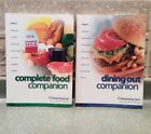 NICE WEIGHT WATCHERS 2003 Flex Points COMPLETE FOOD  DINING OUT COMPANION Books