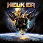 SOMEWHERE IN THE CIRCLE - HELKER (CD, 2013) 💿 [BRAND NEW]