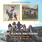 REACH FOR THE SKY BROTHERS OF THE ROAD - ALLMAN BROTHERS (CD, 2010) [NEW]