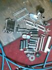 Harley parts lot pegs misc