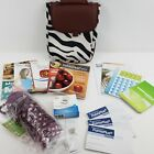 Weight Watchers Lot Points Plus Case Calculator Pocket Guide Cookbook DVD 2011