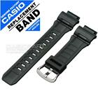 Genuine Casio Black Rubber Watch Band Strap for G Shock Mudman G 9300 G9300 1