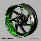 KAWASAKI VERSYS wheel decals tape stickers 650 1000 Reflective 17 rim stripes