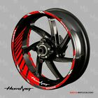 HONDA CB HORNET S wheel decals tape stickers 900 600f  Reflective 17 rim stripes
