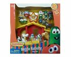 VeggieTales Nativity Play Set