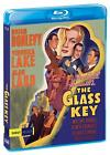 THE GLASS KEY BLU RAY  NEW  VERONICA LAKE  SHOUT FACTORY  SHOUT SELECT