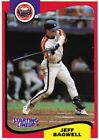 1994 Kenner Starting Lineup Cards #4 Jeff Bagwell Astros