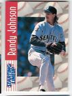1997 Kenner Starting Lineup Cards #19 Randy Johnson Mariners