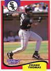 1994 Kenner Starting Lineup Cards #51 Frank Thomas White Sox
