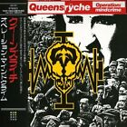 クィーンズライク Operation: Mindcrime JAPAN CD TOCP-70625 2008 OBI