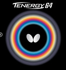 Butterfly Tenergy 64 21mm Red Table Tennis Ping Pong Rubber