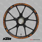 KTM DUKE RC wheel decals tape stickers 125 390 690 200 Reflective 17 rim stripes