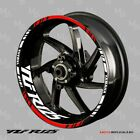 YAMAHA YZF R125 wheel decals tape stickers r-125 r 125 Reflective 17 rim stripes
