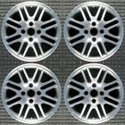 Set 2010 2011 Ford Focus OEM Factory 8S4Z1007E 15 OE Machined Wheels Rims 3367