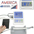 Color LCD Dental Root Canal Treatment Endo Motor Finder +Latch Bur Contra Angle