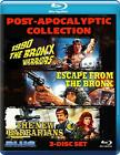 Post Apocalyptic Collection Blu ray The Bronx Warriors Escape From The Bronx