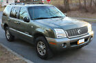 2002 Mercury Mountaineer  2002 below $700 dollars