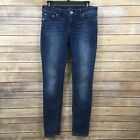 Lucky Brand Lolita Skinny Jeans SZ 6/ 28 Medium Wash Cotton Blend Slim Stretch