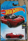 2019 Hot Wheels HW SPACE Tesla Roadster with Starman