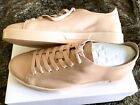 BRAND NEW STILL IN THE BOX CALVIN KLEIN IRENA PINK LEATHER SNEAKERS SIZE 8M