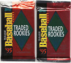 1995 Topps Traded and Rookies Baseball Cards 10
