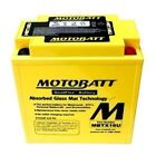 NEW MOTOBATT BATTERY FOR MOTO GUZZI BREVA 850 GRISO 850 NORGE 850 MOTORCYCLES