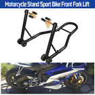 Strong TURBO SII FRONT Head Wheel Lift MOTORCYCLE CENTER RACE STAND headlift