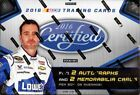 Nascar 2016 Certified Trading Cards Hobby Box 2016