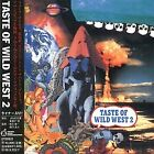 Taste Of Wild West 2 JAPAN CD TKCH-71457 1998 NEW