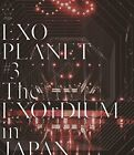 EXO Planet #3 - The 'rDIUM In Regular Edition JAPAN Blu-ray, 色 2017 NEW