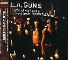 L.A. GUNS Greatest Hits And Black Beauties JAPAN CD ZACB-1026 1999 NEW