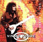 VINNIE MOORE Out Of Nowhere JAPAN CD APCY-8349 1996 NEW
