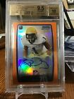 2013 Bowman Football Rookie Chrome Refractor Autographs Guide 94