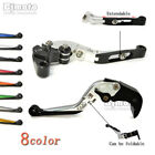 Foldable Extendable Clutch Brake Levers For Honda FORZA 300CC X-ADV 750 2017